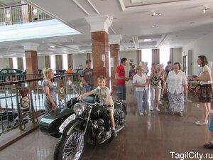 музей,день Победы,Верхняя Пышма,экскурсия,боевая слава Урала