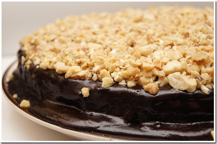 торт черный негр фото рецепт