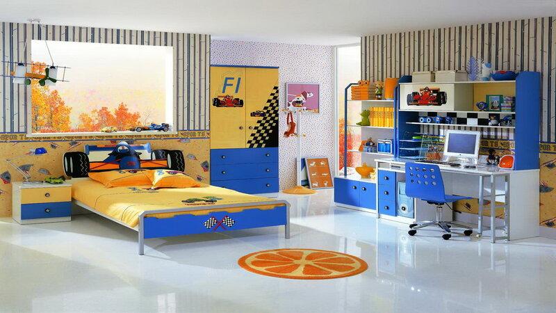 Смотреть дизайн детской комнаты для мальчика