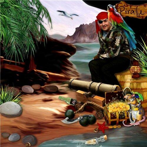 клипарт пираты: