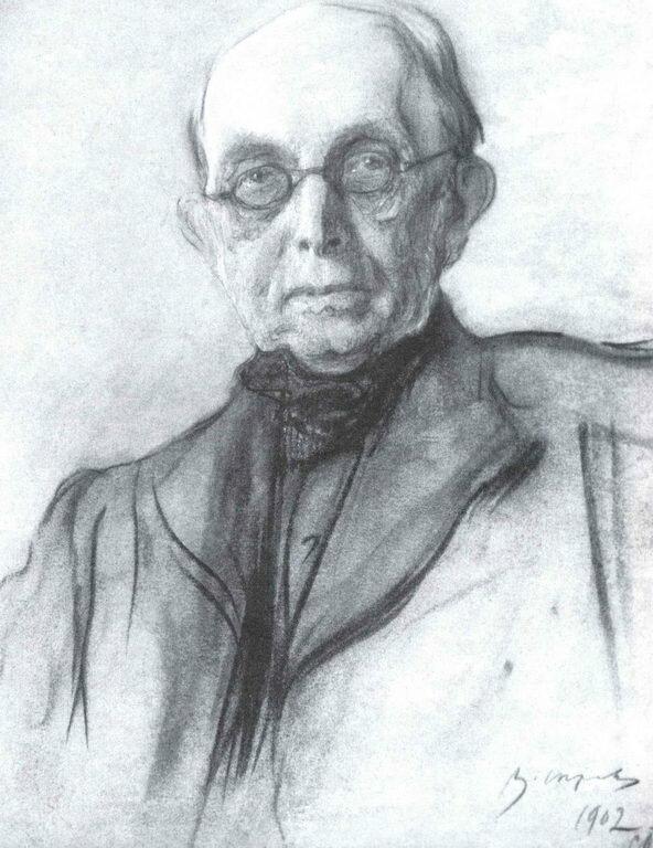 Серов В., Победоносцев К.П., 1902г.