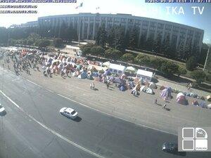 Протест в Молдове non-stop, день третий - анализ событий