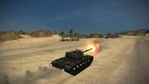 M48A1 (Patton III)