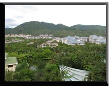 Китай о. Хайнань. Бухта Ялуньвань. Horizon Resort & Spa 5*