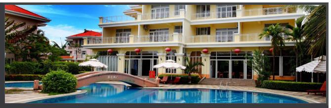 Yinyun Seaview Resort Sanya 4*