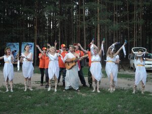 турслет города чебоксары 2012