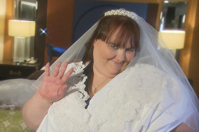 Susanne Eman Is World's Biggest Bride