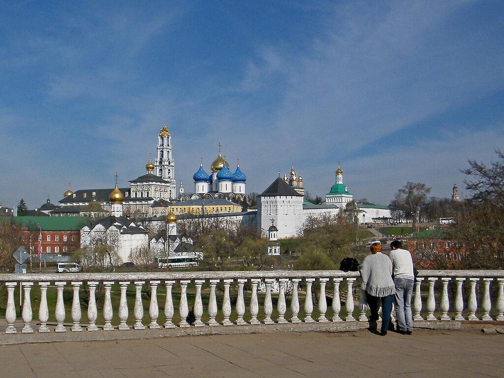город Сергиев Посад, Подмосковье, города России