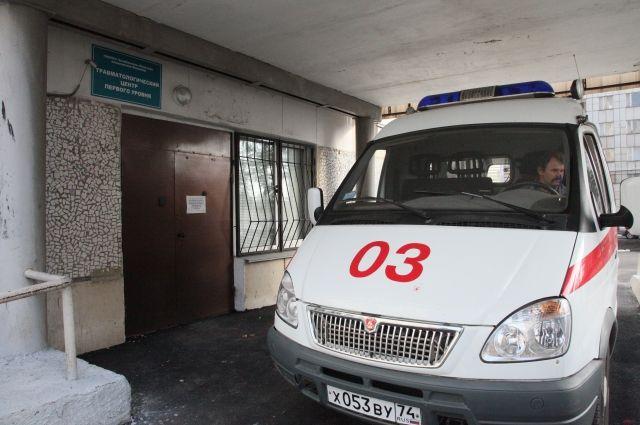 НаСтаврополье столкнулись 4  автомобиля, пострадал один человек