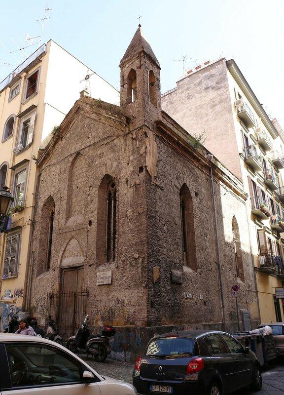 Naples. Church of San Raimo (Chiesa di San Raimo)