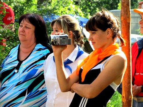 туристический слёт учителей Луганщины