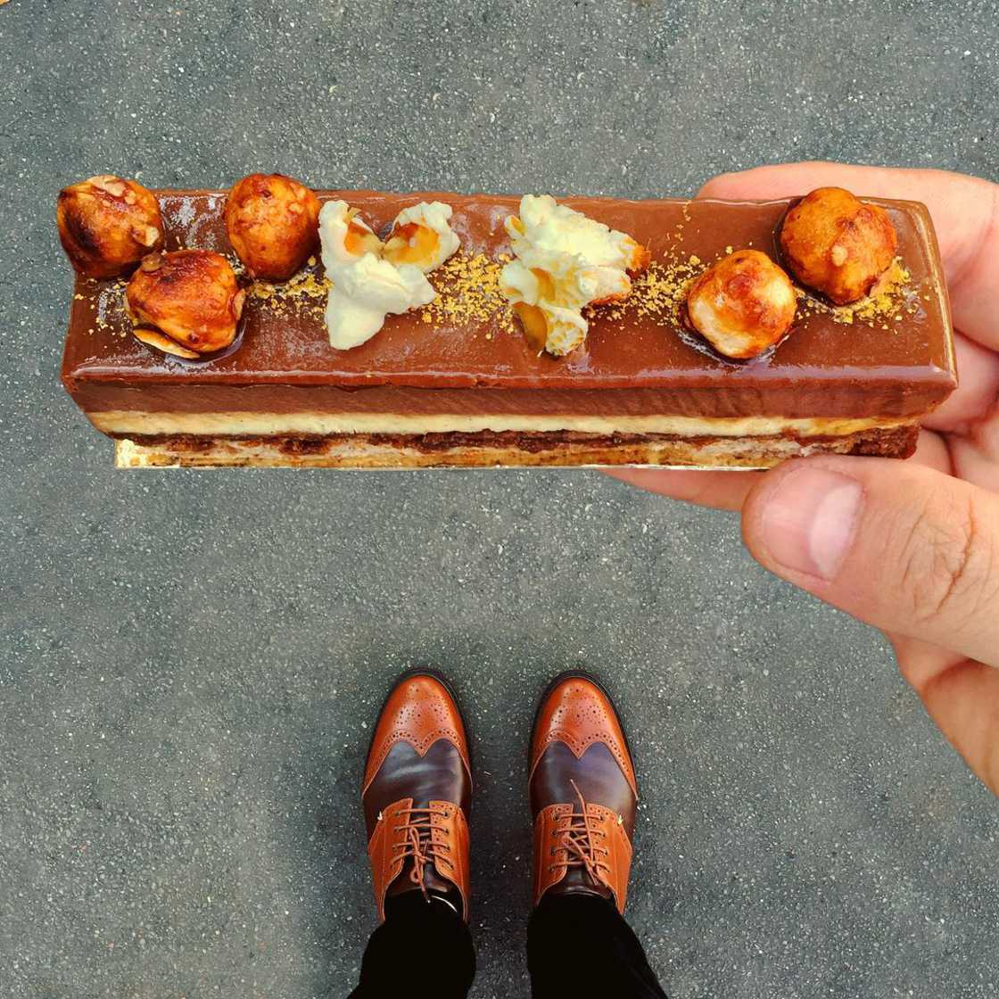 Desserted in Paris - Documenting the finest pastries from Paris