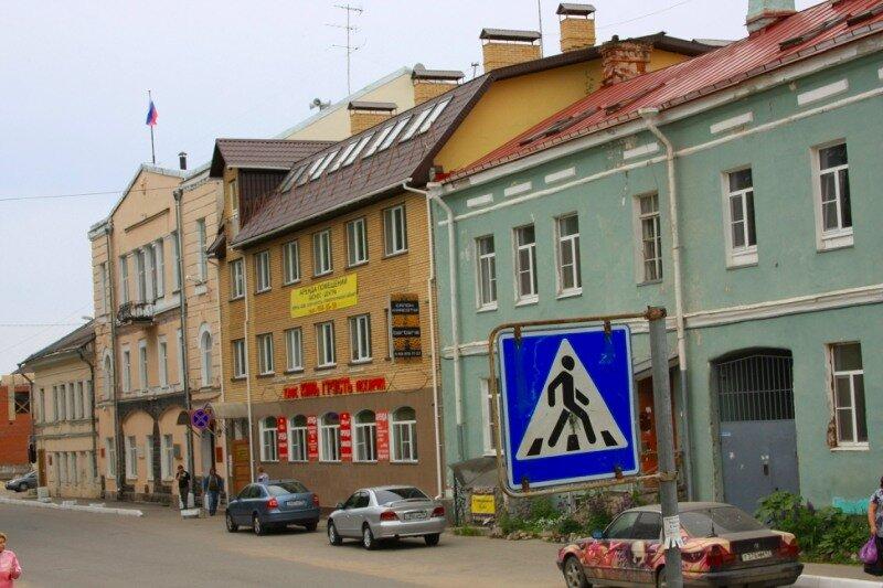 улица Шлиссельбурга