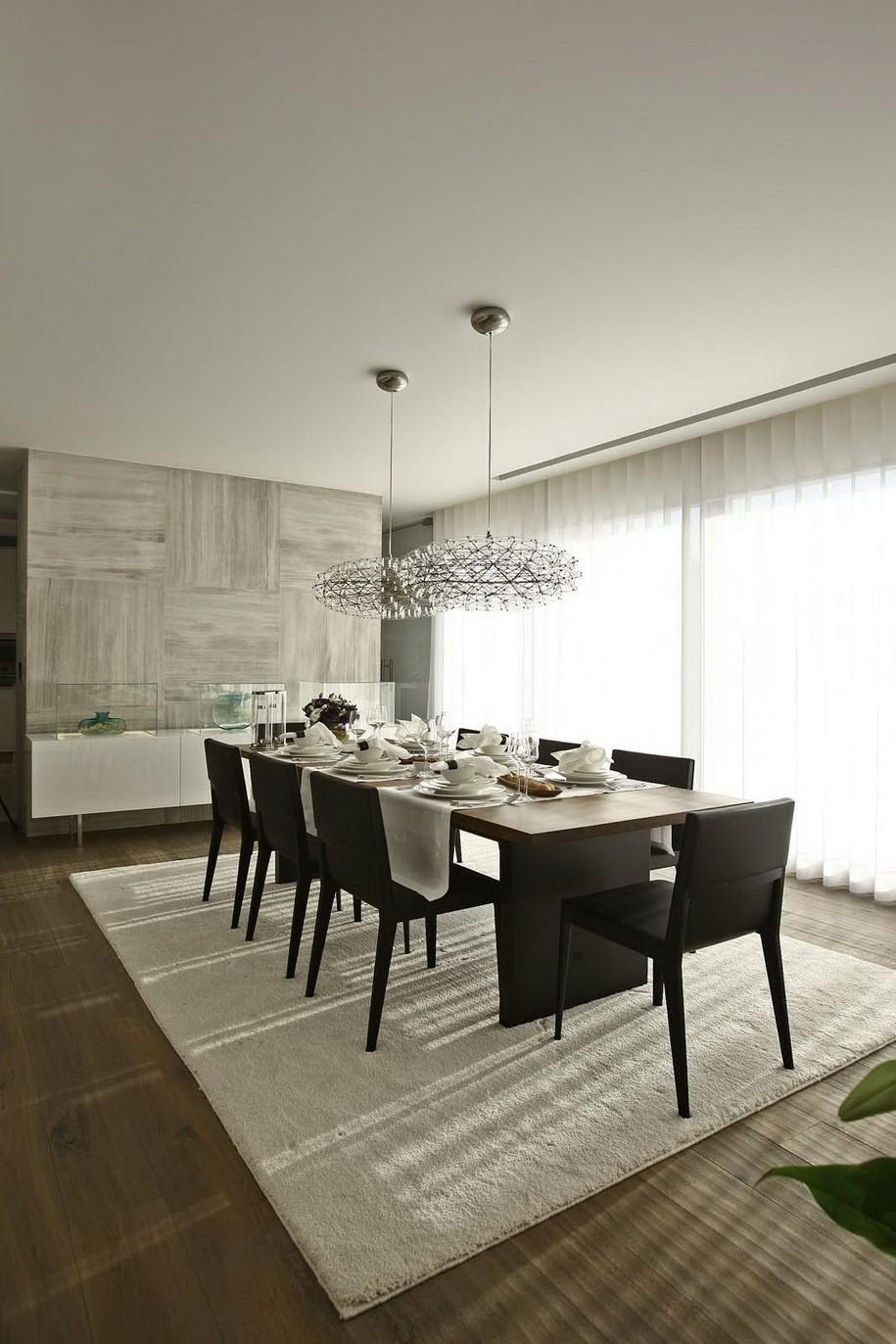 Потрясающий интерьер S House в Стамбуле от Tanju Ozelgin