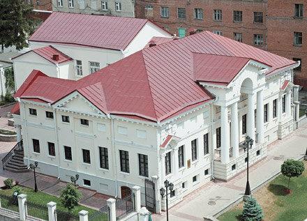 """Вид сверху, фото """"Белгородэнерго"""", 2010."""