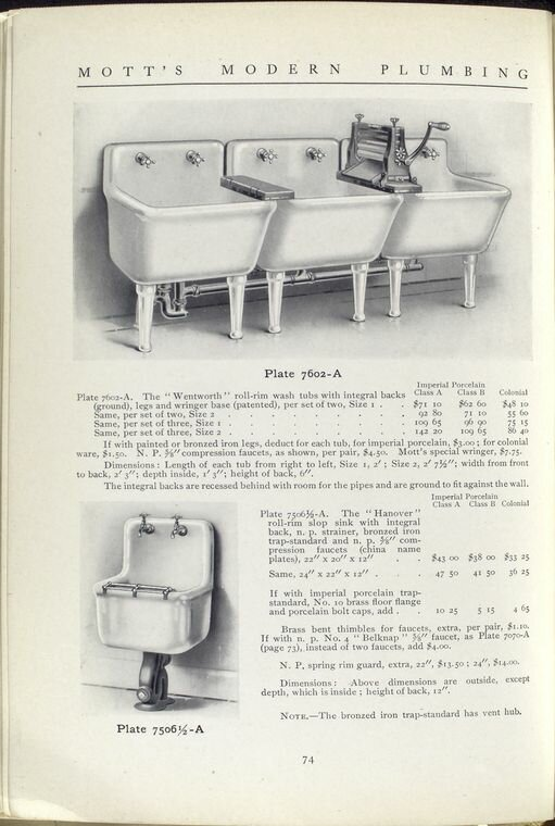 Modern plumbing, no. 6 (1911) (Фото 4)