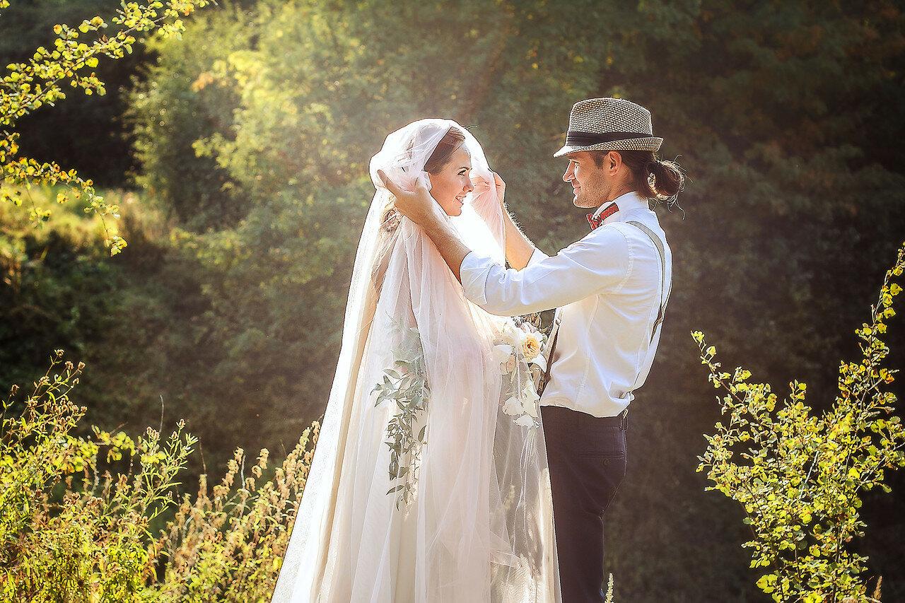 Свадьба в стиде Бохо Шик