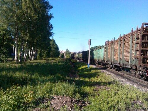 Поезд (без HDR)