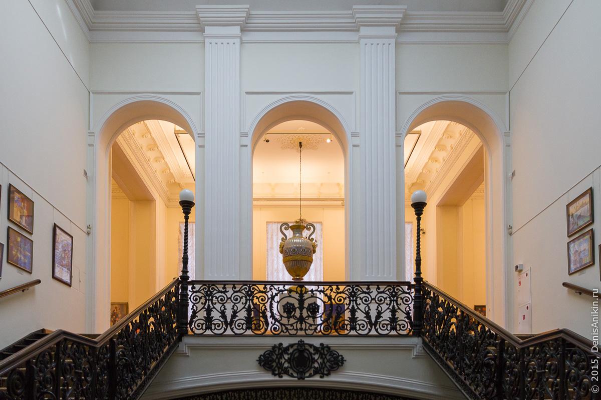 Художественный музей Радищева интерьер 5