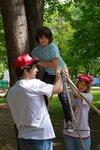 Полоса препятствий (день защиты детей)