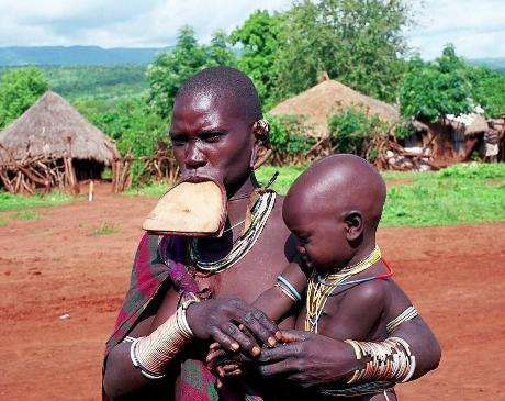 Красота требует жертв или красота по-эфиопски
