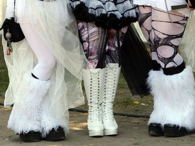 Шокирующий фестиваль готов в Лейпциге