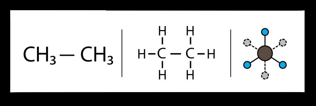разных атомов углерода не