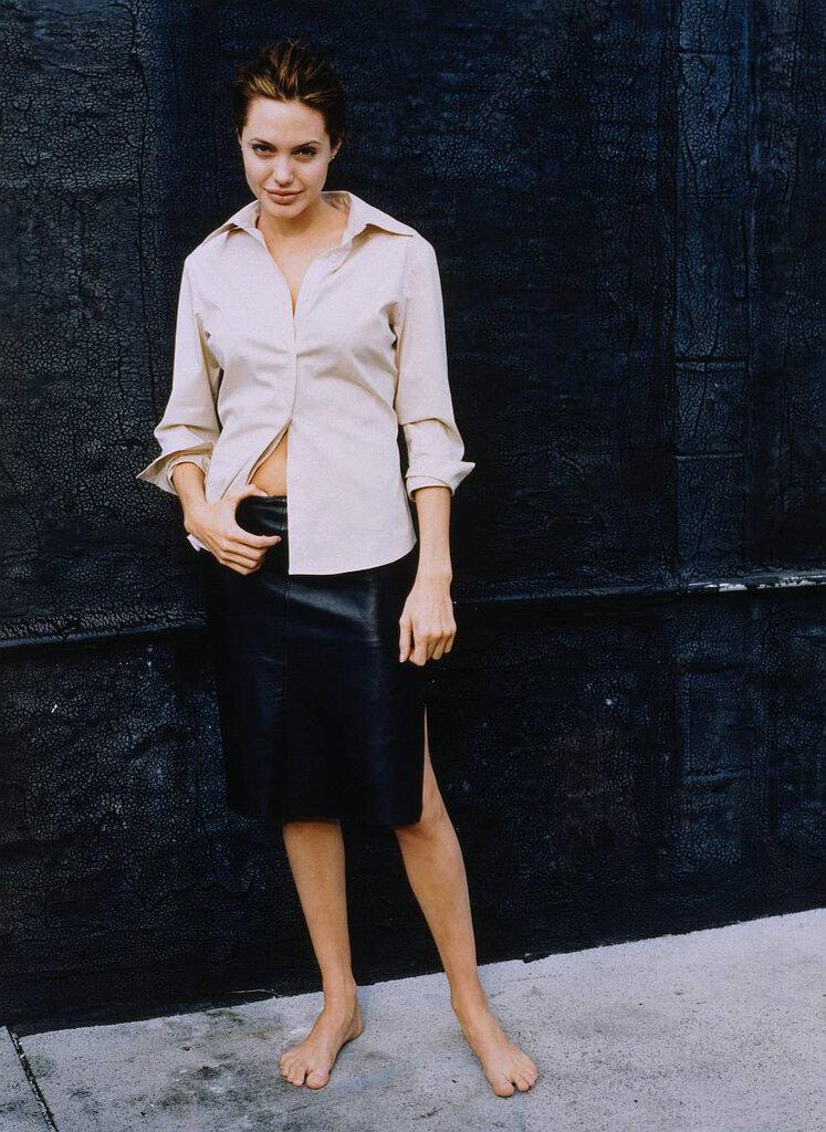 Angelina by Frank W. Ockenfels