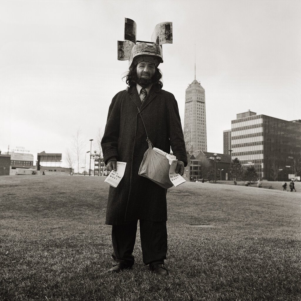Minneapolis, Minnesota-1978 by Robert Holmgren