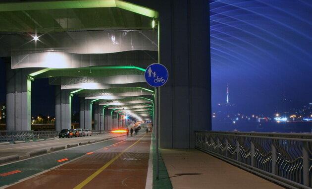 Мост Банпо. Сеул, Южная Корея