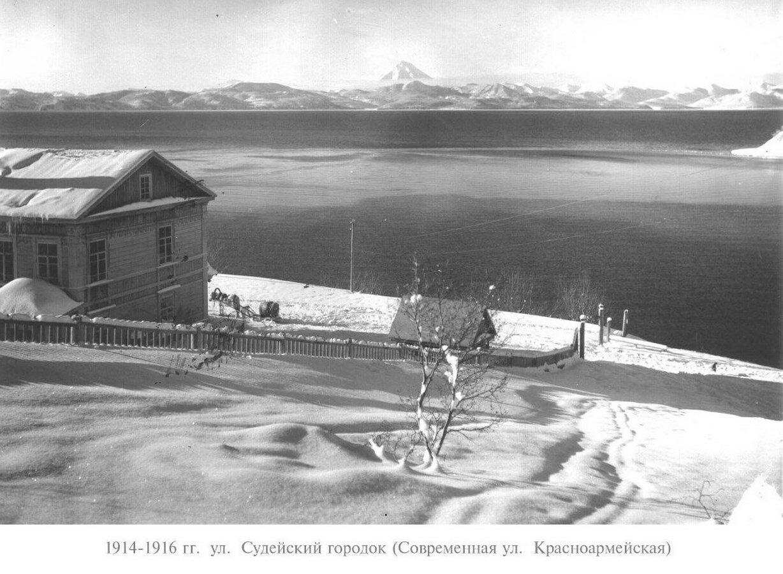 05. Судейский городок. 1914-1916