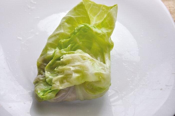 Как сделать мягче капустный лист