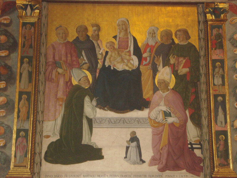 025-Богородица с предстоящими (Пьер Франческо Фьорентино).jpg