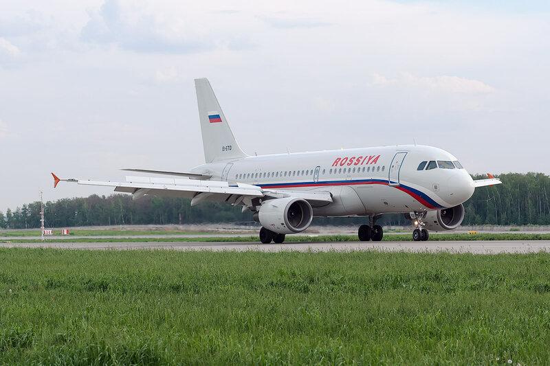 Airbus A319-111 (EI-ETO) Россия DSC0462