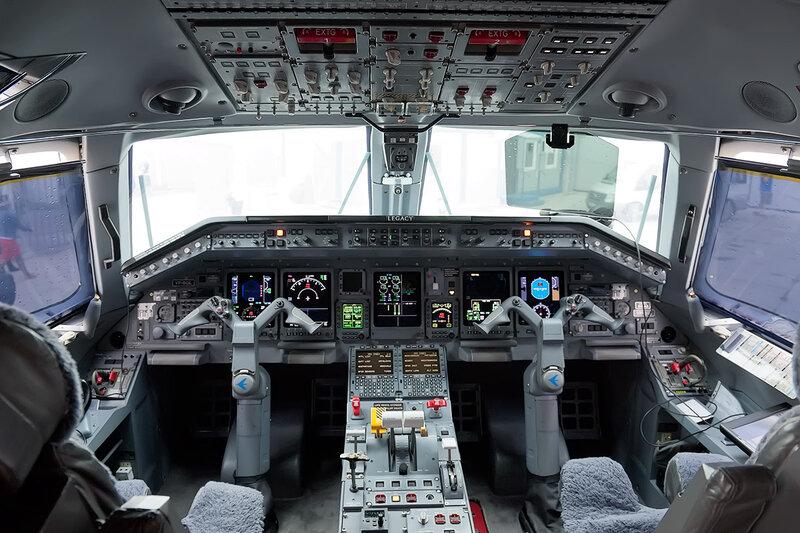 Embraer ERJ-135BJ Legacy 600 (VP-BGL) RusJet DSC_1004