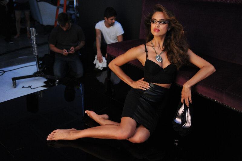 Ирина Шейк (Irina Sheik) осень 2011