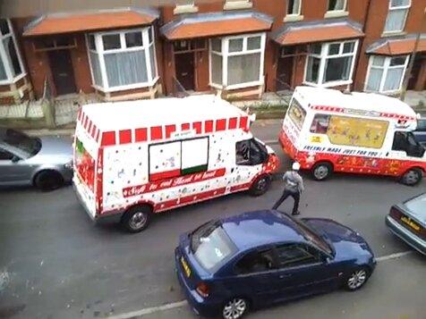 Битва мороженщиков