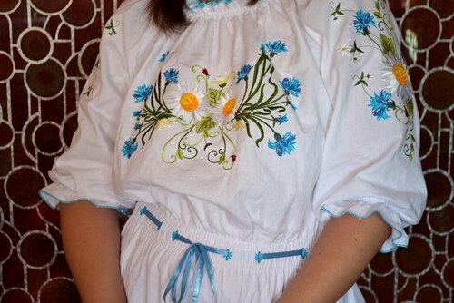 Вишита Блузка