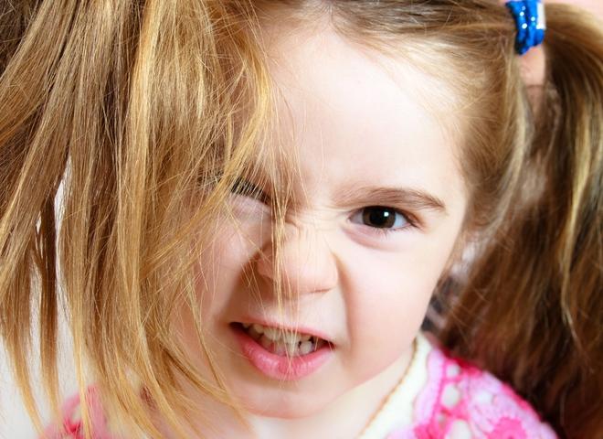 Агрессия передается по наследству ребенку