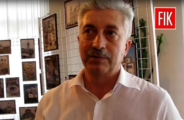 Видео. Интервью с Романом Любарским на фотовыставке