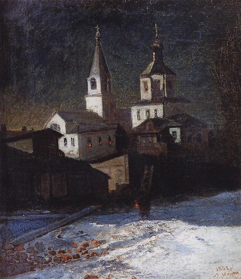 Церковь Ильи Обыденного в Москве. 1882.jpg