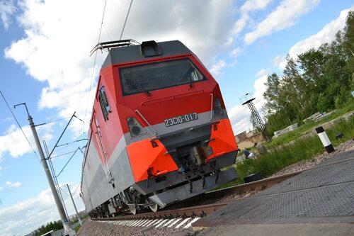 2ЭС10-017 в Щербинке