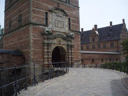 S-образный мостик, Фредериксбрг