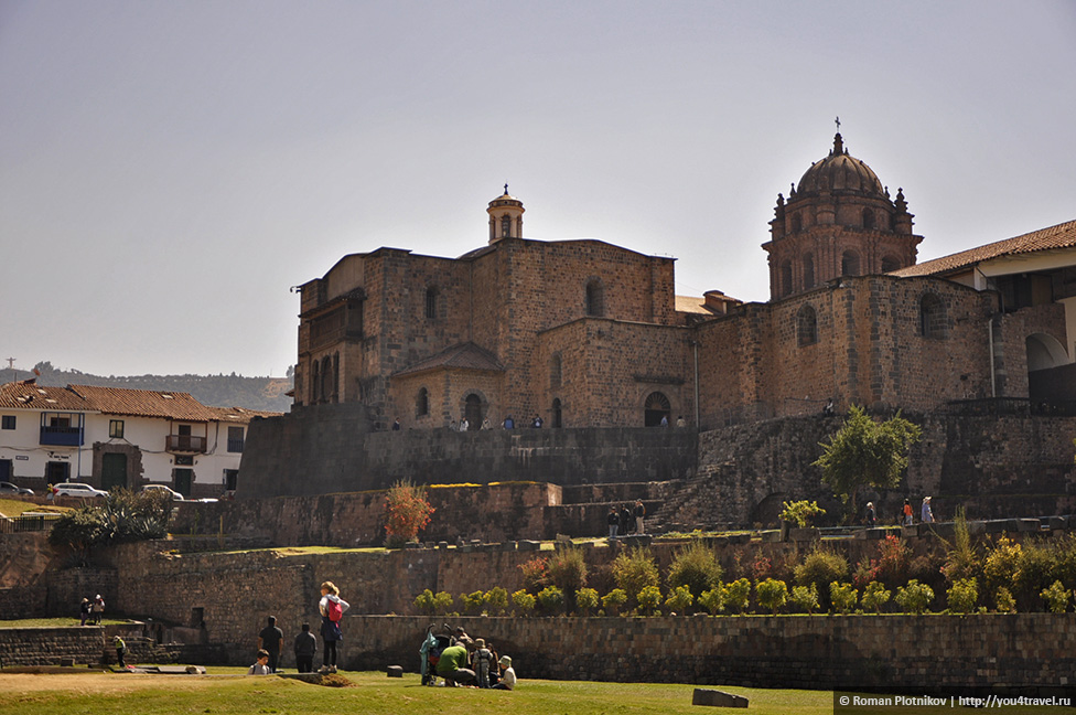 0 168d3b 9635ef4f orig Кориканча, Саксайуаман, Кенко, Пука Пукара и Тамбомачай в Перу