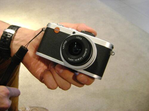 Фотоаппарат Leica X1