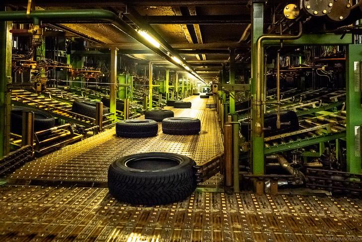 Фотографии и текст Artem Achkasov   1. Промышленная зона Всеволожска – объединение большого