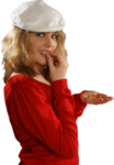 Девушки в шляпах 0_9903d_440b3bc8_S