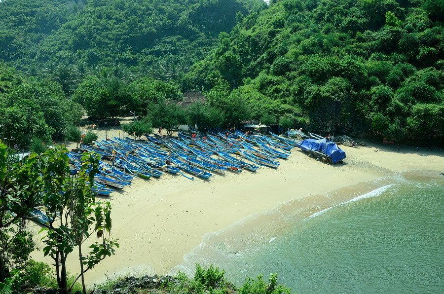 Пляж Гесинг