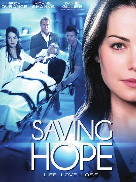 � ������� �� �������� / Saving Hope (1 �����/2012/WEB-DLRip)