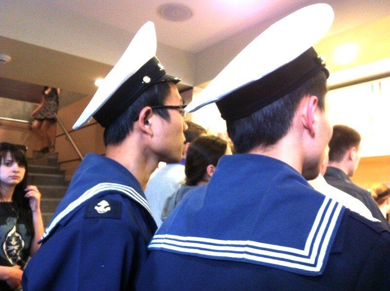 Морячки на В.О.